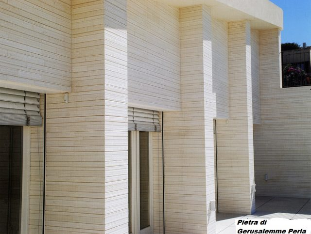 Naravni kamen za fasade