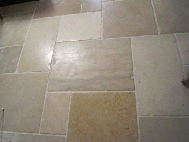 antique marble floors