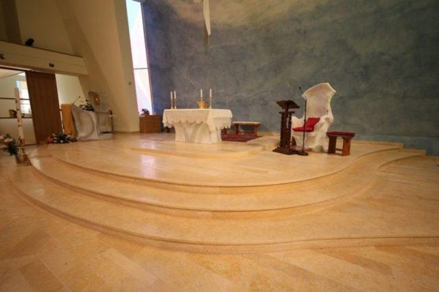 Floor origin from Jerusalem