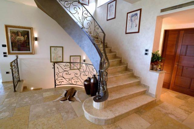 kamnite stopnice po naročilu