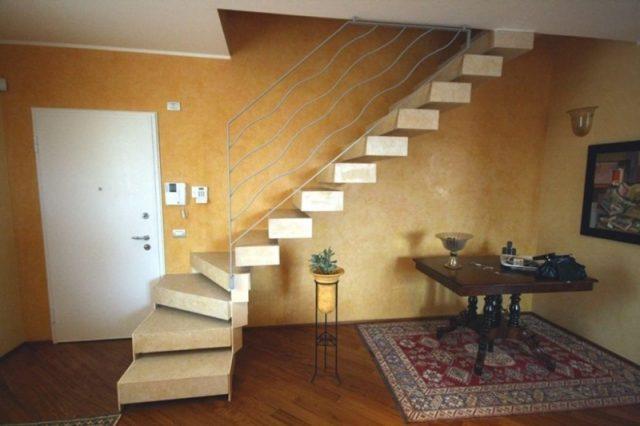 Treppen für historische Gebäude