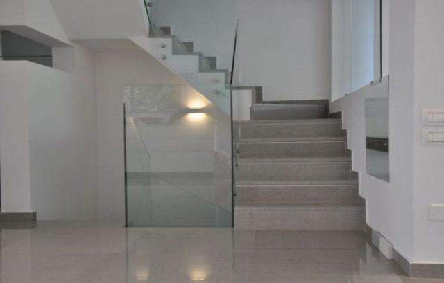 Luxustreppen in Jerusalem Pearl Stone